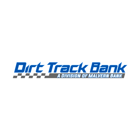 Dirt Track Bank logo