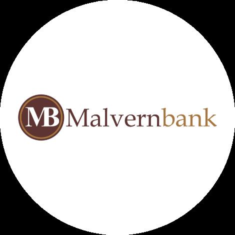 Malvern Bank logo