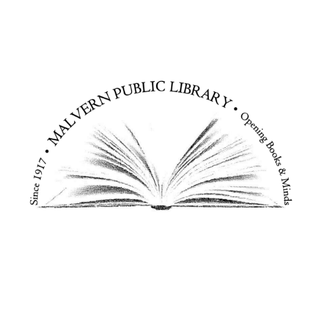 Malvern Public Library logo