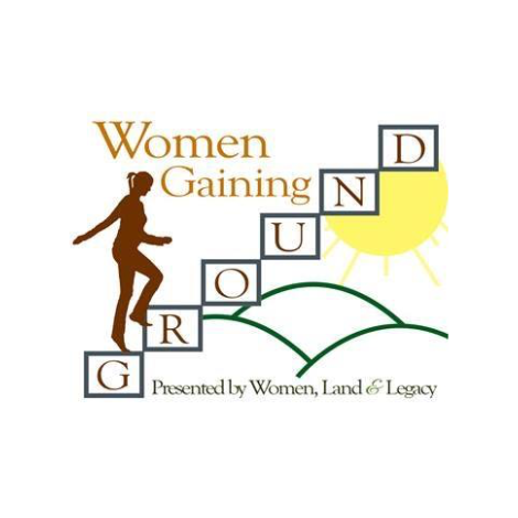 Women Gaining Ground logo