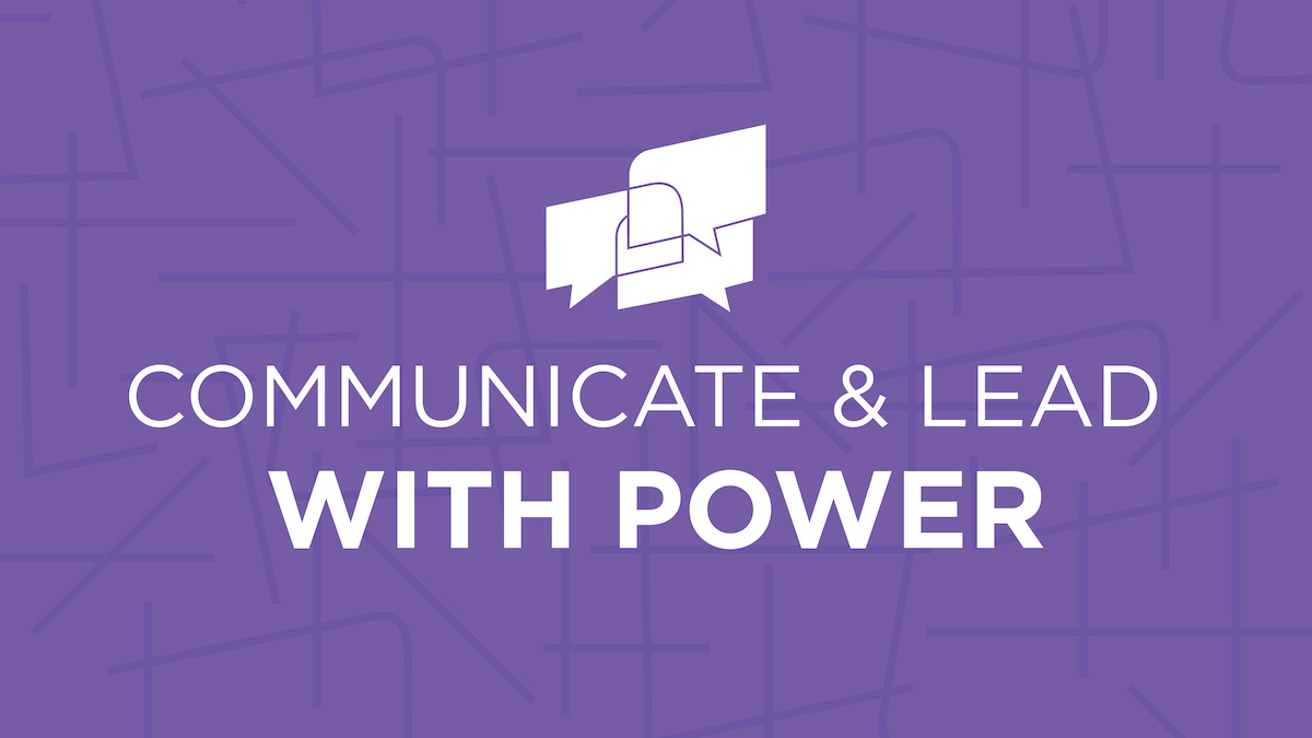 Communicate and Lead with Power thumbnail