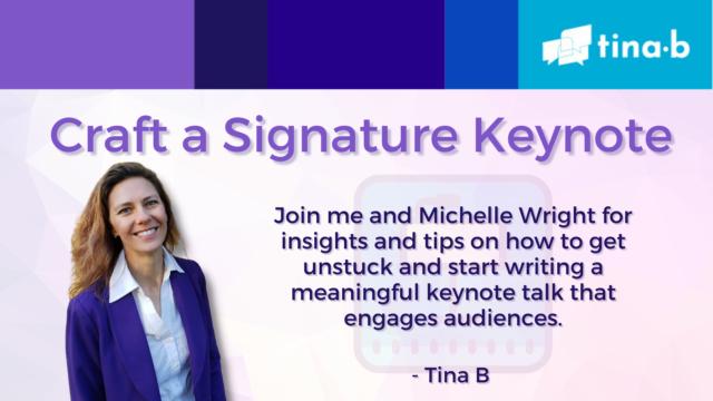 Signature Keynote